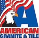 AMERICAN GRANITE & TILE logo
